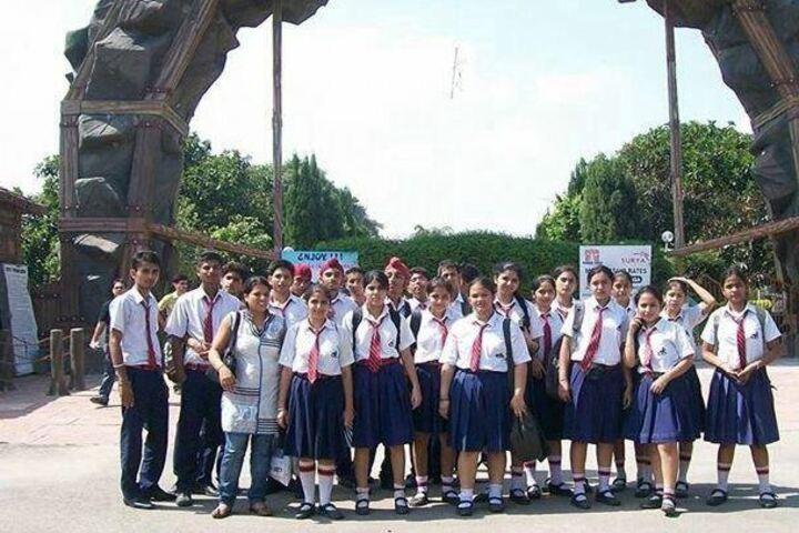 C J S Public School-Industrial Tour