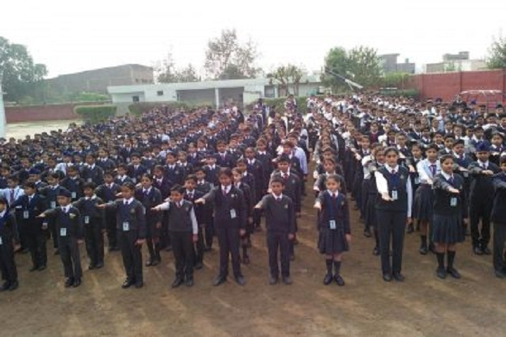 C J S Public School-Assembly