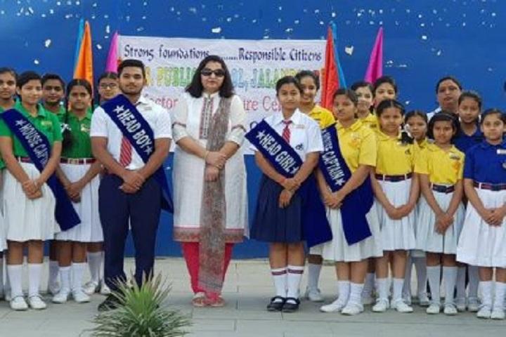 C J S Public School-Investiture Ceremony
