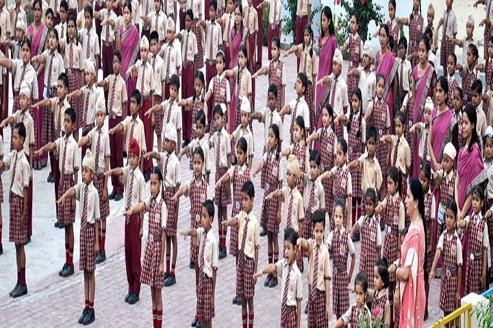 C.M. Public School-Assembly
