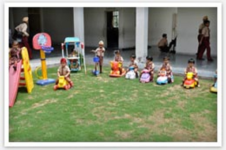 C.M. Public School-Kids Play Area