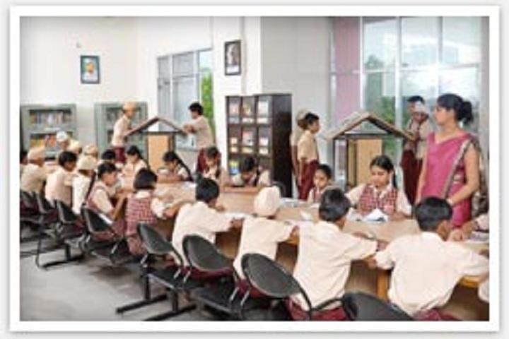 C.M. Public School-Libary