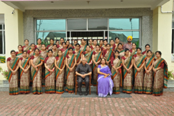 C.M. Public School-Staff