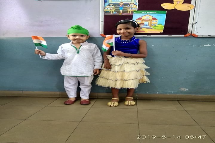 C.S. International School-Independence Day Ce