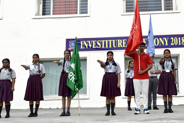 Cambridge Global School-Investiture Ceremony