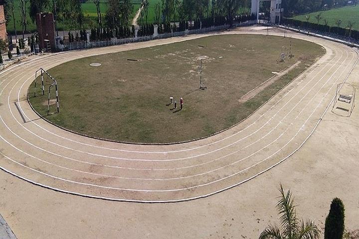 Cambridge Global School-Playground
