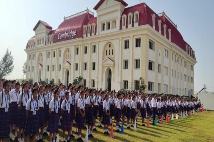 Cambridge International School-Assembly