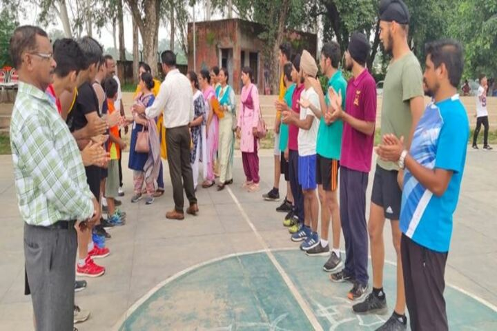 Cambridge International School-Sports Meet
