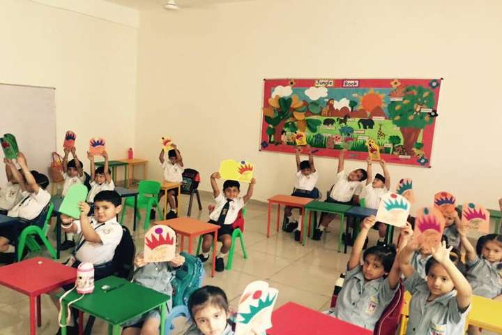 Cambridge International School-Classroom Activity