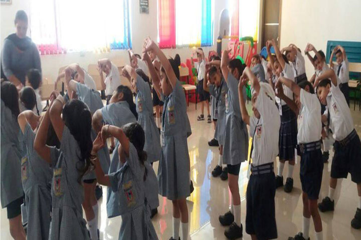 Cambridge International School-Yoga