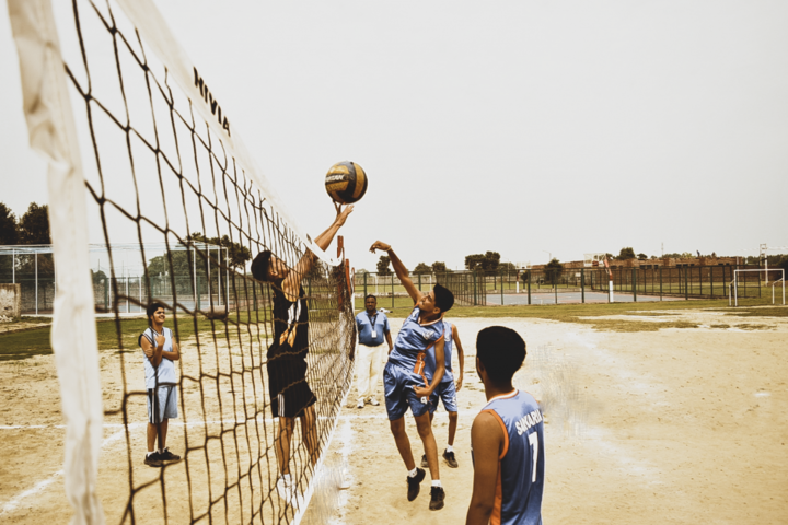 Cambridge International School-Sports