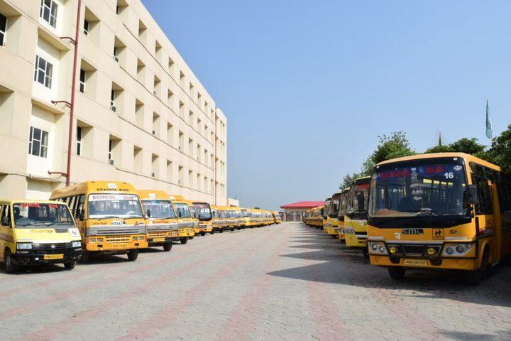Cambridge International School-Transport