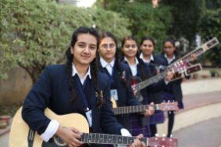 Cambridge International School-Music