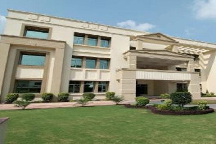 Cambridge International School For Girls- School building