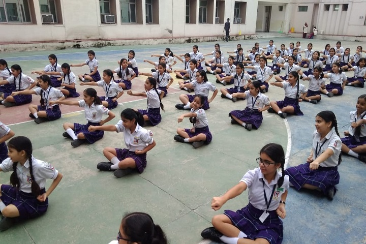 Cambridge International School For Girls- Self defence