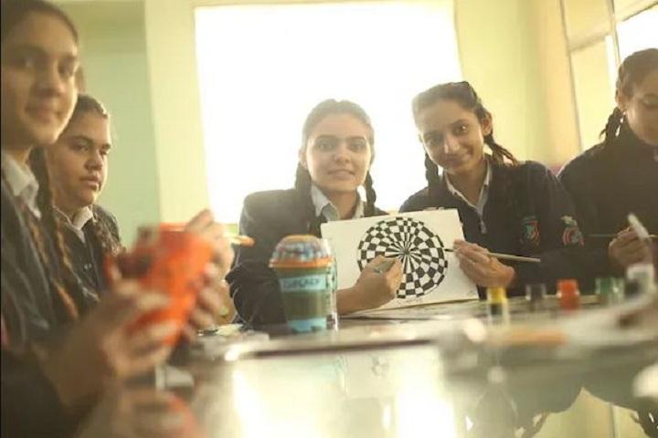Cambridge International School For Girls-Arts