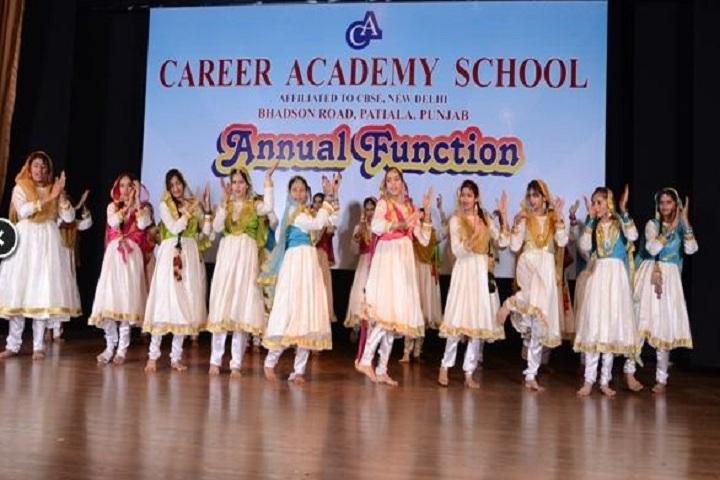 Career Academy School-Annual Function