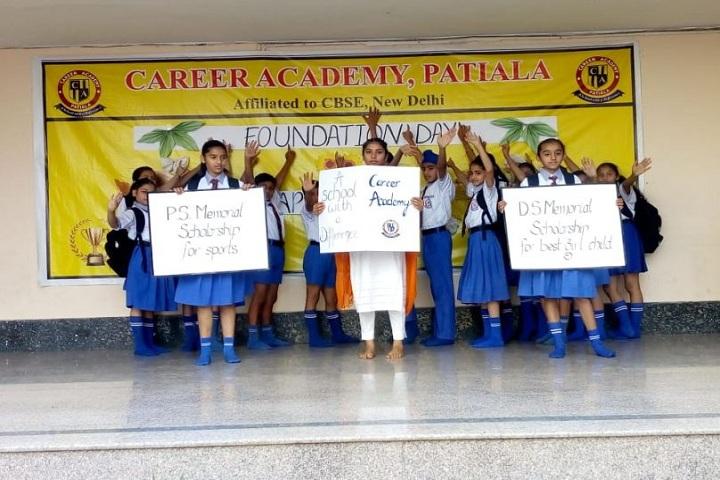 Career Academy School-Foundation Day