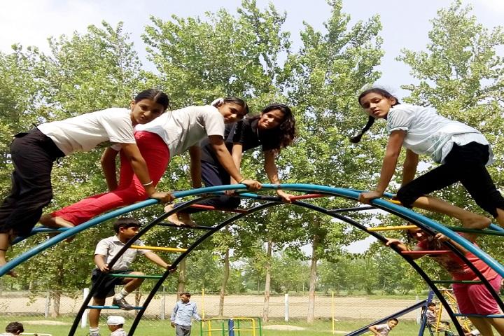 Ch Raghubir Singh Memorial Convent School-Play Time