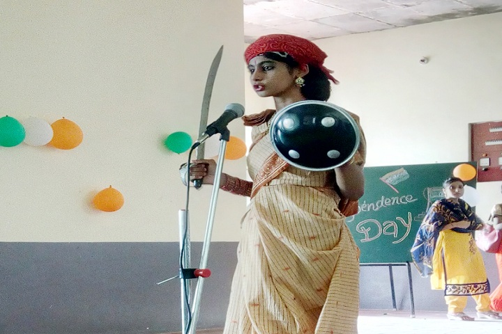 Ch Raghubir Singh Memorial Convent School-Role Play