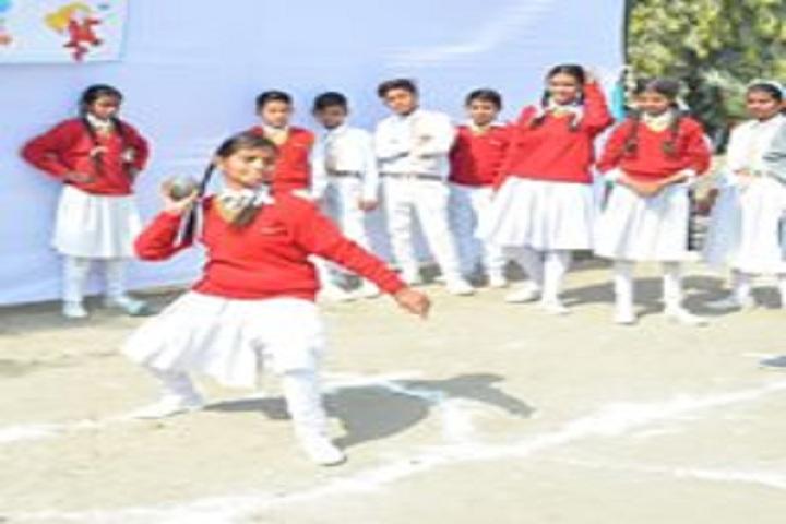 Chanakya School-Annual Sports Meet
