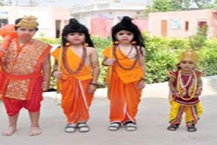 Chanakya School-Fancy Dress Competition