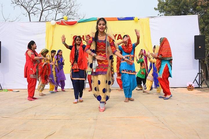 Chanakya School-Lohri Celebrations