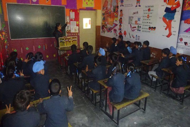 Chanakaya International School-Abacus