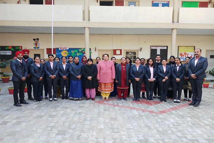 Chanakaya International School-Childrens Day