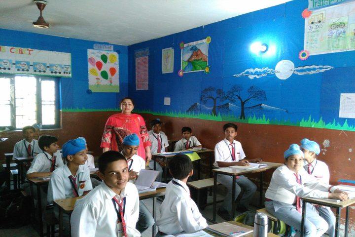 Chanakaya International School-Classroom