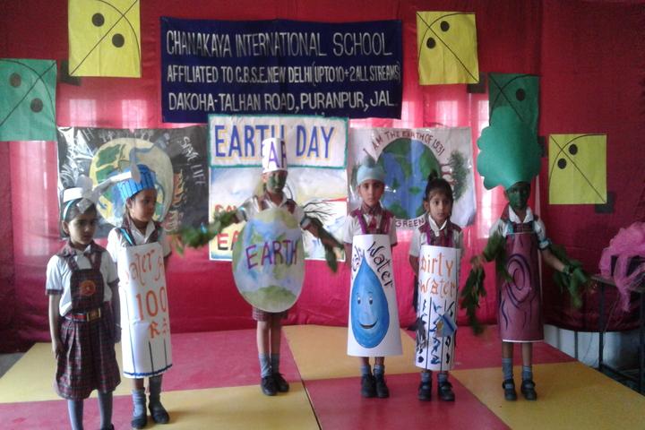 Chanakaya International School-Fancy Dress