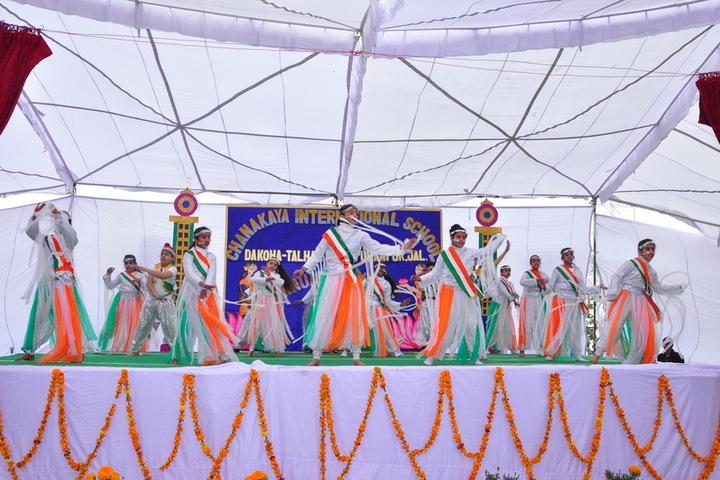 Chanakaya International School-Independence Day