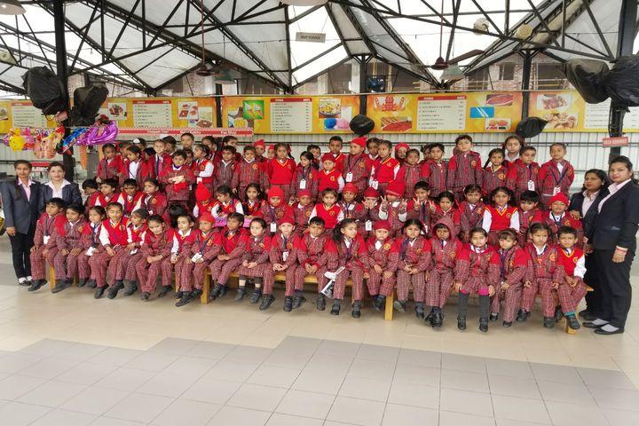 Chanakaya International School-Students