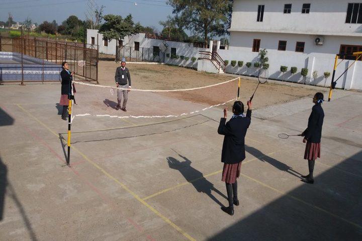 Chanakaya International School-Tennis