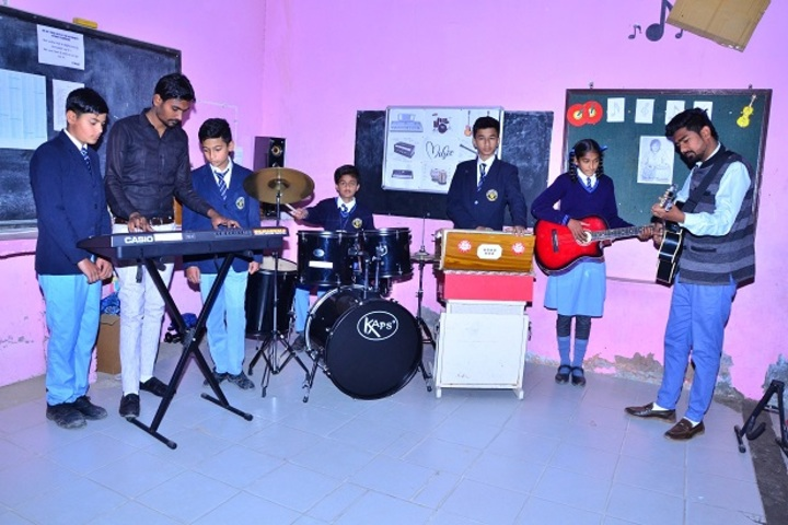 City Heart School-Music