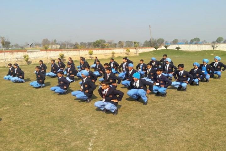CMS Guru Kashi Public School-Physical Training