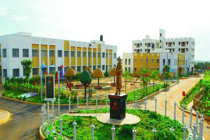 Akshara Vidyalaya-Campus Over View