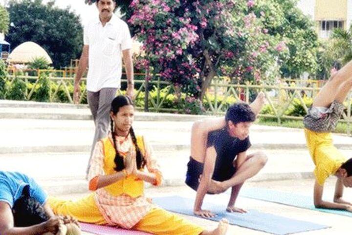 Akshara Vidyalaya-Yoga