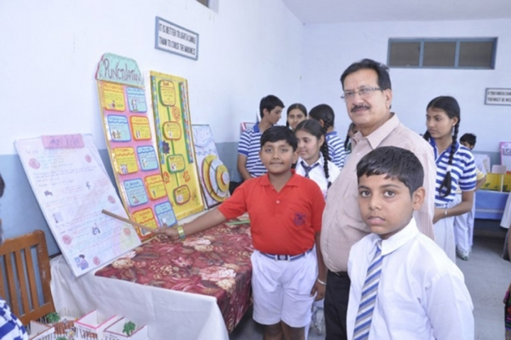 Colonel Public School-School Exhibition