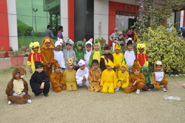 Colonel Public School-Fancy Dress Competition