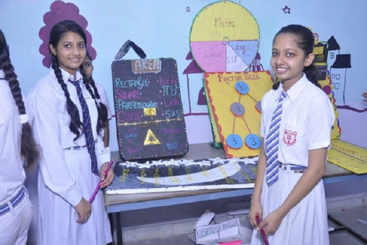 Colonel Public School-Science Exhibition