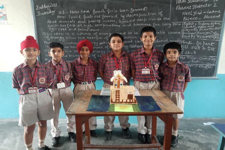 DAV Centenary Public School-Craft Making