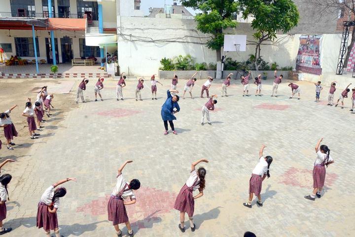 DAV Centenary Public School-Exercise