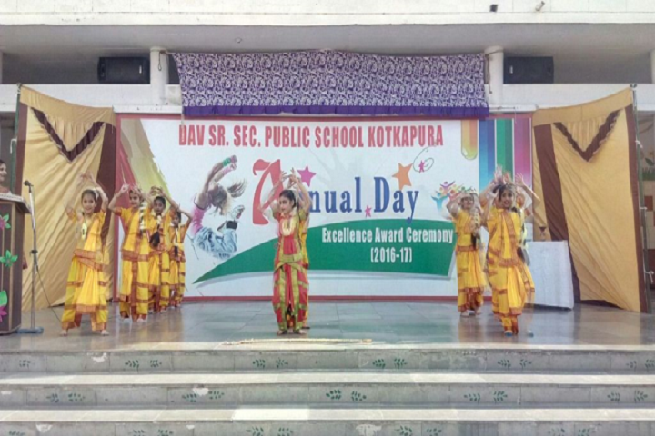 D A V Public School-Events