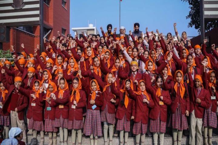 D A V Public School-Gurparav