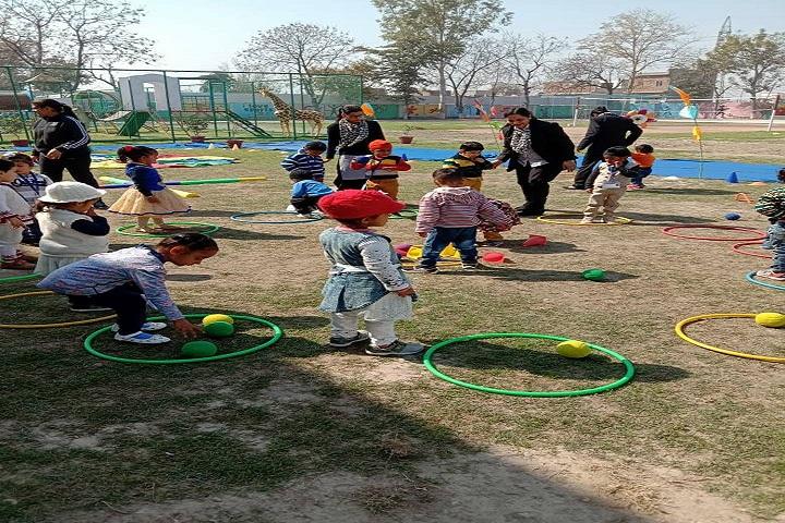 D C Model International School-Activity