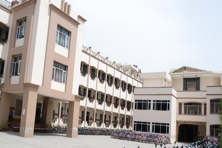 DN Model Senior Secondary School-School Overview