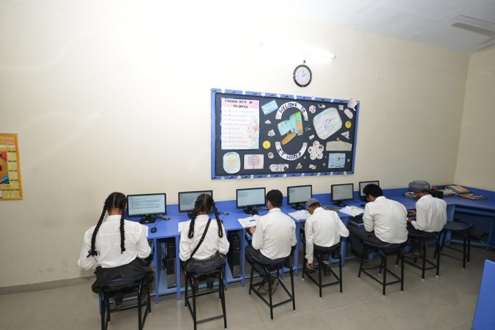 DN Model Senior Secondary School-Computer lab