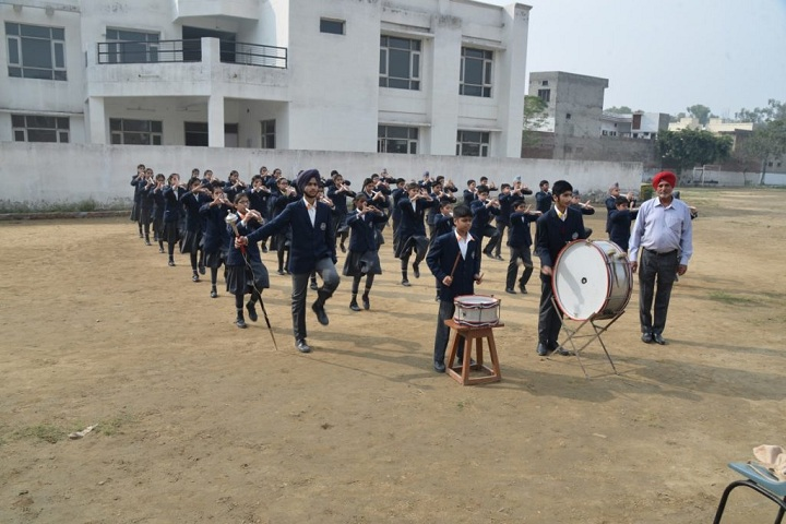 DN Model Senior Secondary School-Assembly