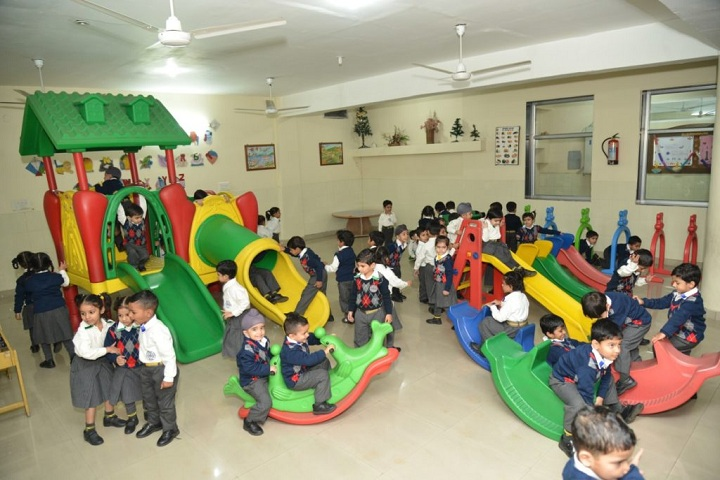 DN Model Senior Secondary School-Play Area